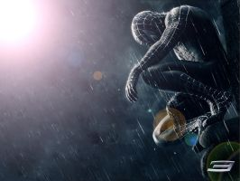 Spider-man 3 wallpaper by Shagohod88