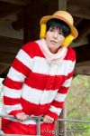 Candy Cane | Monkey D. Luffy | Punk Hazard | I by Wings-chan