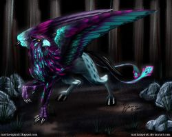 Hippogriff by GonzaloCumini