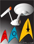 Star Trek-simple by hazzard1983