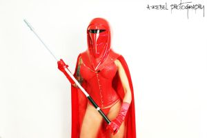 Royal Imperial Guard inspired cosplay by Naomi-VonKreeps