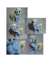 More Derpy by PlanetPlush