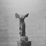 Winged Victory of Samothrace by MonsterBrand