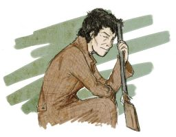 Jerks I Fancy: Withnail by AerinTook