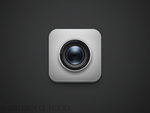 Camera Icon by Friggog