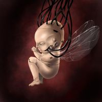Birth of Beelzebub by Delun