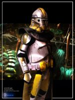Costume- Commander Bly by Obiwan00