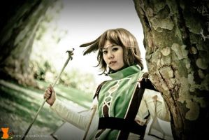 Suikoden Cosplay: Luc by Kotodama