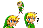 Cute Link [PH] by Aenea-Jones
