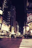 New York City - Times Square by tsxworld