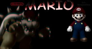 Mario - Wallpaper 1 by I-G-imagination