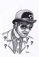 Riddler by Deviator77