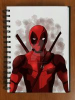 Deadpool by SuperG0blin