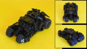 The Tumbler by AntVar