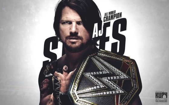 Aj Styles Wallpaper by codyrhodes20012001