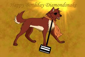 Happy Belated B-Day by wolfpup026