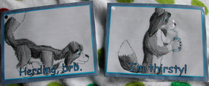 Mood Badges IV by RoseHexwit