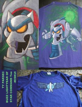 Ty Parsec Shirt by Miskui