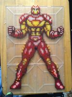 Iron man sprite by MrXnc
