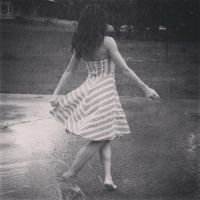 Dancing In The Rain by kathyjstone