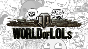 World of LoL by OneAndOnly11