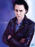 Tom Hiddleston by DreamyArtistRoxy3