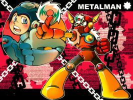 METALMAN by BACBAC-MIKI