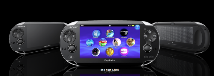 Sony PSP NGP Icons by markdelete