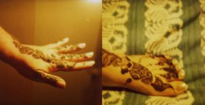 from the henna party by futurowoman