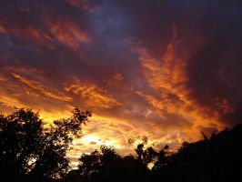 Awesome Sunset 03 by tjchagas