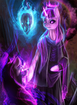 Twilight Sparkle is the saint one by ElkaArt