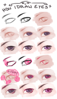 eye tutorial by Schocko-chan