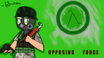 Half Life: Opposing Force [1080P Background] by Jugass