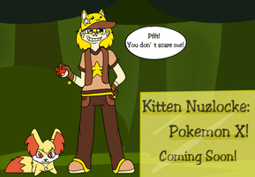 Kitten Nuzlocke: Coming Soon! by KittenthePsycho