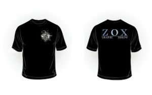 Zox T-Shirt by Coleslayer