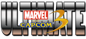 Ultimate MvC 3 Logo by ruga-rell