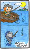 Fishing by ChrisCrossLive