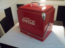 1950's Coke Cooler after by pwt123