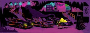 The Batcave by J5ALl53VRY