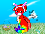 Happy Easter 2014 by SkystrikeFlame