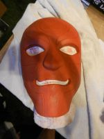 WIP Amon Mask - Legend of Korra by TheGUTLESS
