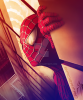 Spider-Man by kenmejia