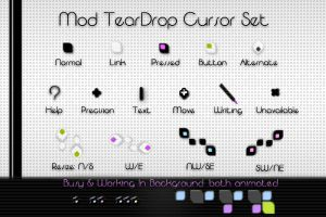 Mod TearDrop -Cursor FX- by kittenbella