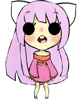 utau kittenlips chibi by strawberry-latte
