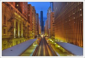 Chicago by rueD