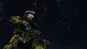 Halo 4 To the Stars by lizking10152011
