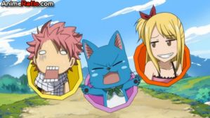 Fairy Tail (image lolz) by Puffypaw