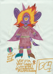 Vonra Variety Flying purple people eater Mom by BeautyChao7