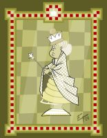 The White Queen by edgar1975