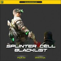 Splinter Cell Blacklist - ICON v2 by IvanCEs